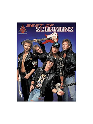 Best Of Scorpions. Partitions pour Tablature Guitare(Boîtes d'Accord)