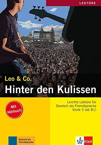 Hinter den Kulissen. Con CD Audio
