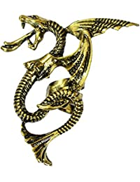 Movie Dragonheart Inspired Draco Ear Cuff By Via Mazzini (Left Ear)