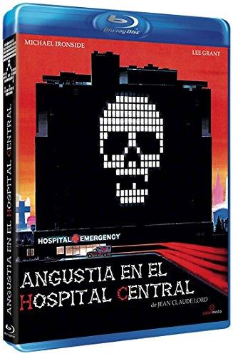Angustia En El Hospital Central [Blu-ray] 51PuLVvQoZL