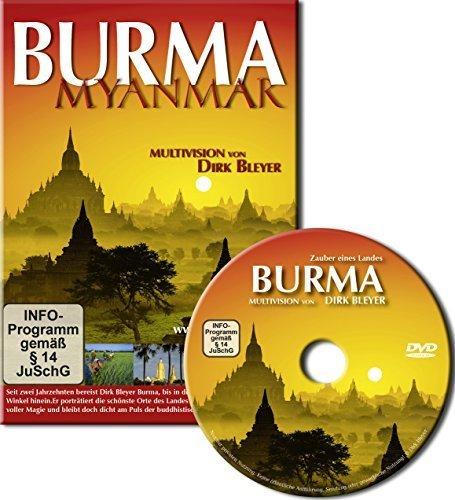 Burma-Zauber eines Landes (Myanmar) Multivision Video