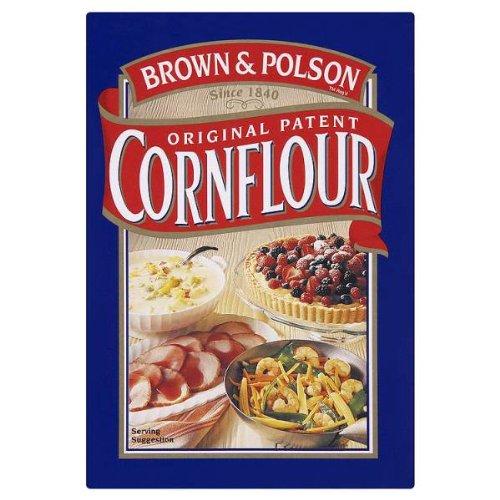 Brown & Polson originale brevet Maïzena 12 x 250g
