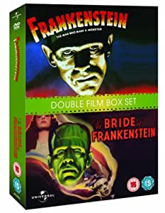 Frankenstein/The Bride Of Frankenstein [DVD]