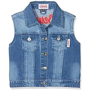 HKM SPORTS EQUIPMENT Kinder Jeansweste -Wendy Weste