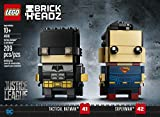 LEGO brickheadz 41610 Tactical Batman ™ & Superman ™