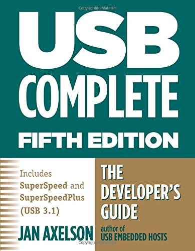 Usb Complete 5th Edn: The Developer's Guide (Complete Guides) Lot Usb