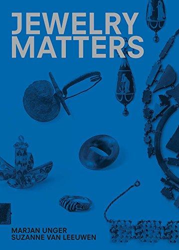 Jewelry Matters por Marjan Unger