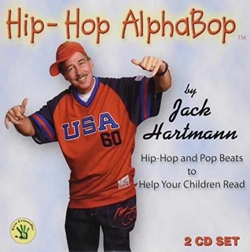 Hip-Hop Alphabop 1 by Jack Hartmann (2002-10-20)