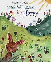 Drei Wünsche für Harry (German Edition)