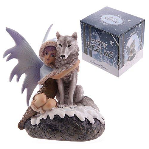 puckator-fyp125-mystic-realms-figura-decorativa-15-x-14-x-17-cm-diseno-de-hada-en-la-nieve