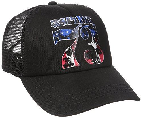 Billabong Damen Baseball Cap Gr. Einheitsgröße, Off Black (Trucker Billabong Hut)
