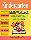 Kindergarten Math Workbook: Fun Daily Worksheets and Exercises
