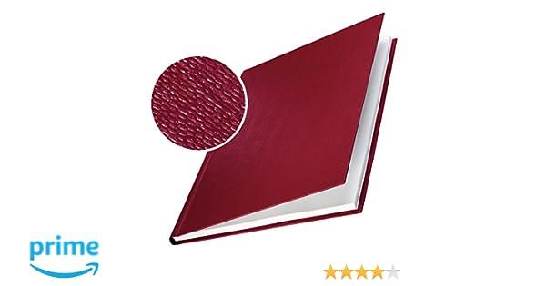 weiss Leitz 73900001 Buchbindemappe impressBIND Hard Cover 3,5 mm A4 10 St/ück