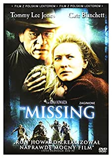 Missing, The [Region 2] (English audio. English subtitles) by Tommy Lee Jones