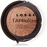 LORAC Tantalizer Baked Bronzer, Golden G...
