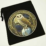 Rune Bag Owl 20X24cm Design By Lisa Parker
