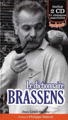 Le dictionnaire Brassens (2CD audio inclus)