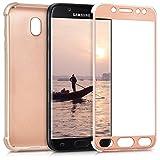 kwmobile Samsung Galaxy J5 (2017) DUOS Handyhülle - Hülle für Samsung Galaxy J5 (2017) DUOS Handy Case Cover Silikon Schutzhülle