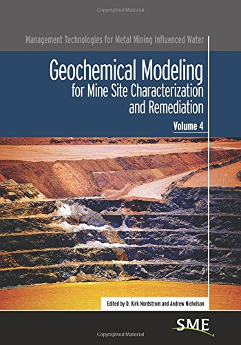 Nordstrom Bands (Geochemical Modeling (Management Technologies for Metal Mining Influenced Water, Band 4))
