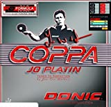#9: Donic Coppa Jo Platin Table Tennis Rubber (Red)
