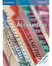 Cambridge IGCSE® and O Level Accounting Coursebook (Cambridge International IGCSE)