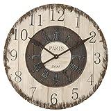 Uhr Ø 80*5 cm / 1xC