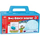 Bulk Buy: poof-slinky Schnee Brick Maker (2er Pack)
