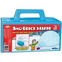Bulk Buy: poof-slinky Schnee Brick Maker (2er Pack)