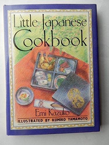 A Little Japanese Cookbook (International little cookbooks)