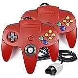 iNNEXT Lot DE 2N64Controller, N6464Bits Filaire Classique Gamepad Joystick...