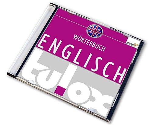 tulox - großes Wörterbuch Englisch - Deutsch mit 90.000 vertonten fremdsprachlichen Einträgen für Business, Beruf, Schule und Studium (Wörterbuch Software)