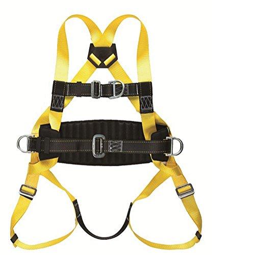 OAGHL Cinture di sicurezza di arrampicata all'aperto per evitare che si blocca