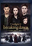 The Twilight Saga: Breaking Dawn - Part 2 [DVD + Digital Copy + UltraViolet] by Kristen Stewart