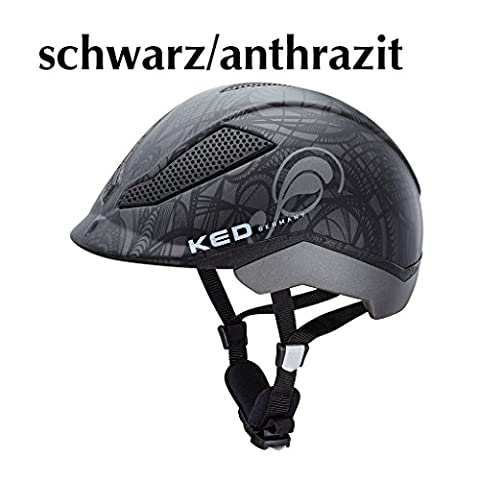 Ride Equitation - KED Casque d'équitation Pina Cycle & Ride