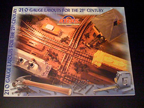 Century tracks the best amazon price in savemoney 21 o gauge layouts for the 21st century atlas 21st century track system fandeluxe Image collections