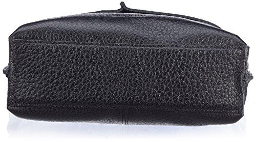 Bugatti Bags Umhängetasche Milano Schwarz 49537901 schwarz