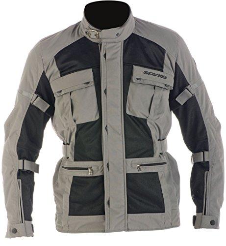 vestes-moto-pour-homme-spyke-touring-air-gt-vestes-avec-protection-gris-52