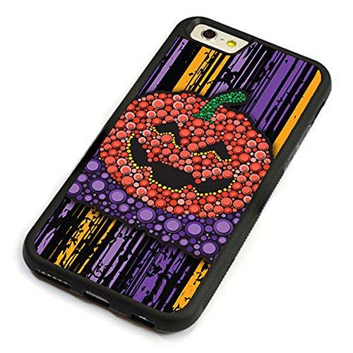 Mode Case Halloween TPU souple couverture arrire pour iPhone 6 Plus 6S plus couleur 6
