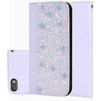 """Handy hülle Tasche Leder Flip Case Brieftasche Etui Schutzhülle für Apple iPhone X XS/XR/XS MAX/5G 5S ES/6G 6s/6 Plus/7G 8G /7Plus /8Plus hülle,5 Farben (iPhone 6G(4,7""""), Weiß)"""