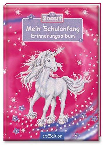 Preisvergleich Produktbild Scout - Mein Schulanfang: Erinnerungsalbum (Einhorn)