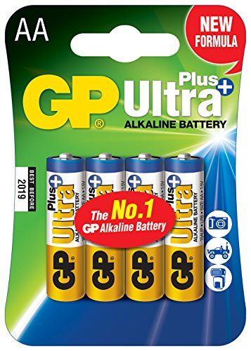 GP Batteries 03015AUP-U4