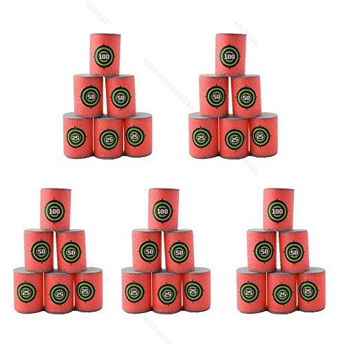 yosoo-30pcs-soft-eva-bullet-target-dart-foam-toy-gun-shoot-dart-for-nerf-n-strike-blaster-kids-toy-6