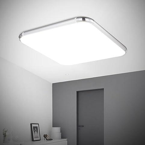 SPARKSOR 12W LED Deckenleuchte Deckenlampe Wohnzimmer bad Küche ...