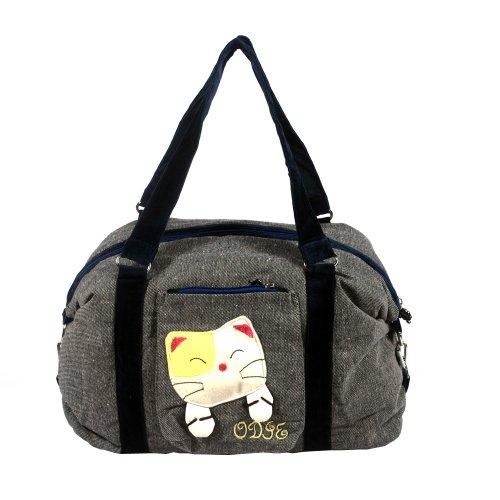 [Sweet Mio Mio] 100% Toile de coton Sac à bandoulière/Swingpack/sac de voyage