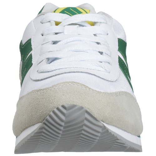Mitre Rush NMS Chaussures - Blanc/vert/gris