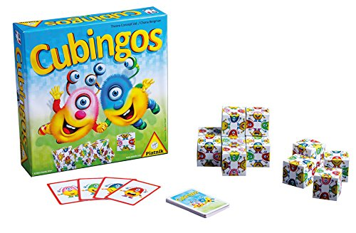 Piatnik 6577 - Cubingos Kinderspiel