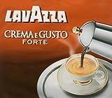 Lavazza - Miscela di Caffe' Macinato, Gusto Forte, 2 x 250 g - 500 g