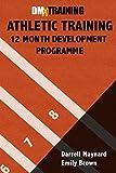 Track Athletics Training Log Book: 12-Month Development Programme