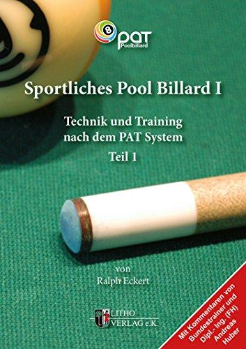 Descargar Libros Sin Registrarse Sportliches Pool Billard I: Technik und Training nach dem PAT-System Libro Epub