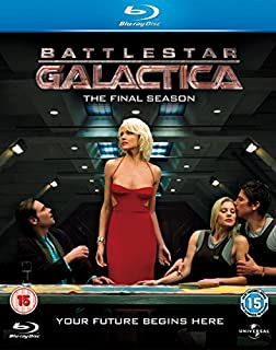 Battlestar Galactica: The Final Season (Season 4, Part Two) [Blu-ray] [Region Free] (B00318C5IS) | Amazon price tracker / tracking, Amazon price history charts, Amazon price watches, Amazon price drop alerts